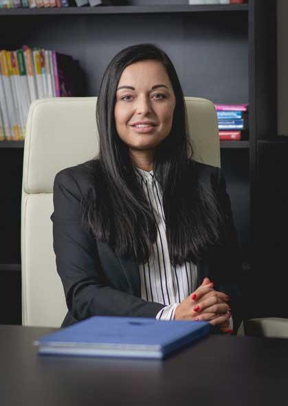 Mgr. Kamila Kordulíková - advokát Brno